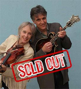 Laurie Lewis & Tom Rozum House Concert