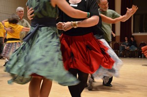 March FFOTM Contra Dance @ Mountain Charter School | Flagstaff | Arizona | United States
