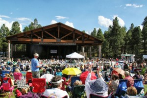 Pickin' in the Pines Bluegrass & Acoustic Music Festival 2017 @ Pepsi Amphitheater at Fort Tuthill County Park