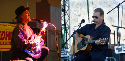 Hans Olson & Stefan George @ Old Town Center for the Arts - Cottonwood | Cottonwood | Arizona | United States