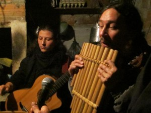 Hojarasca Andina - Music of the Andes @ Old Town Center for the Arts - Cottonwood
