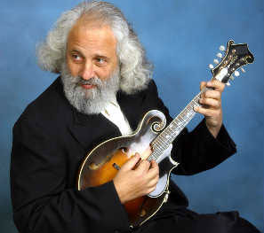 David Grisman FolkJazz Trio Headlines June 8-9 Sedona Bluegrass Festival