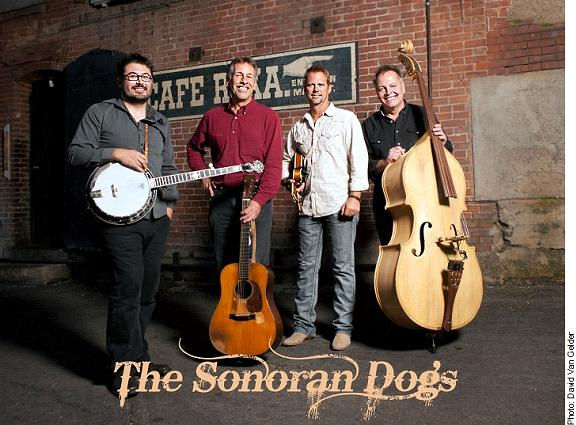 The Sonoran Dogs @ Old Town Center For the Arts | Cottonwood | Arizona | United States