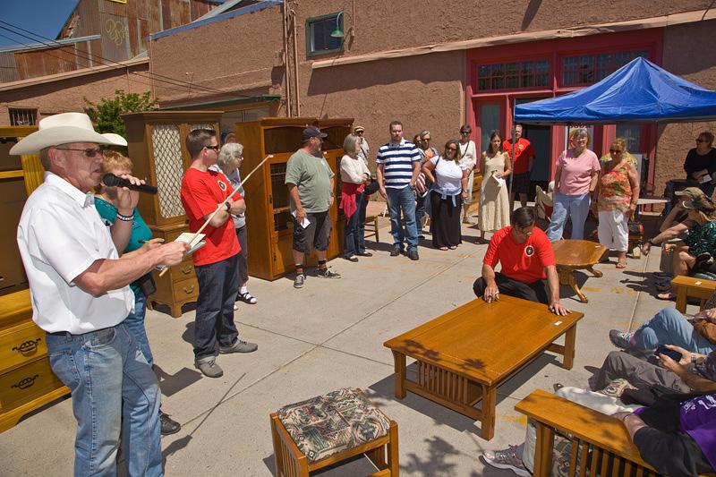 Auction And Fiesta At Full Circle, Saturday July 2