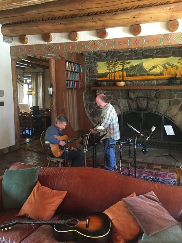 Music Residency At The Colton House