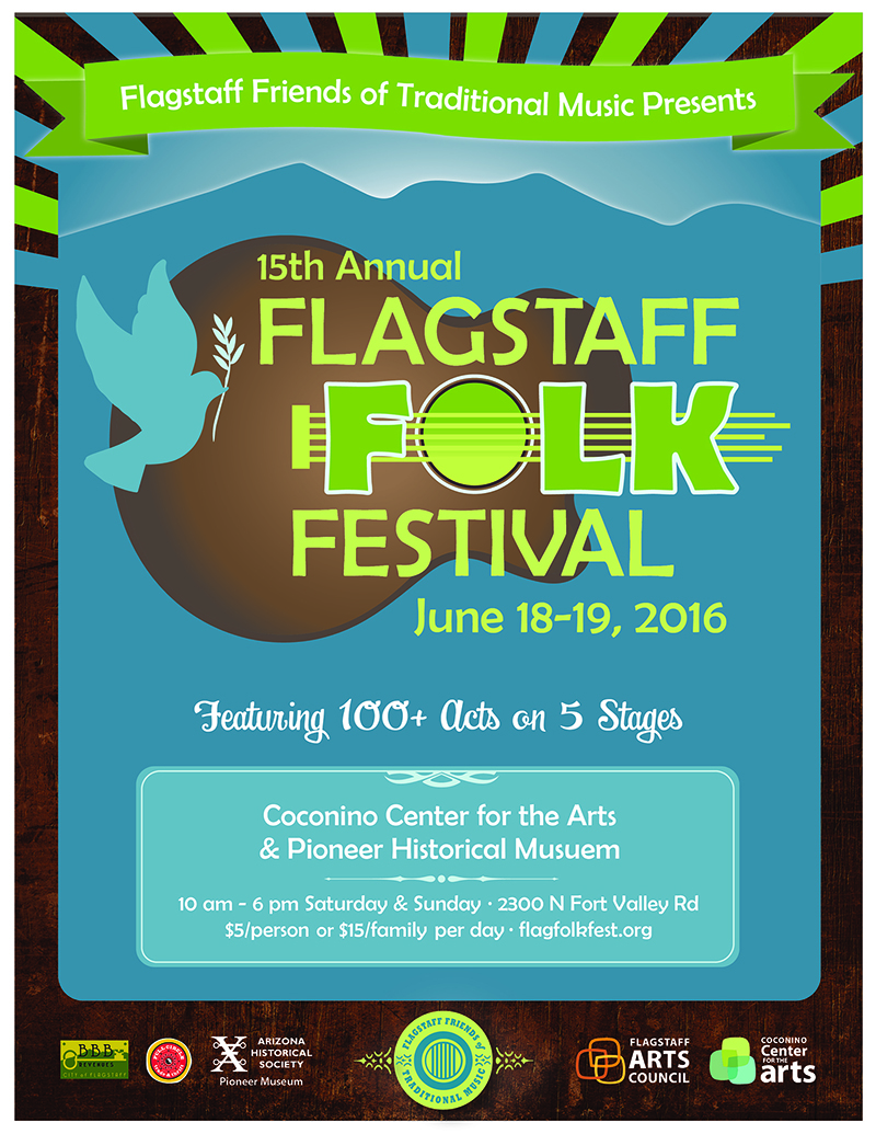 Flagstaff Folk Festival News