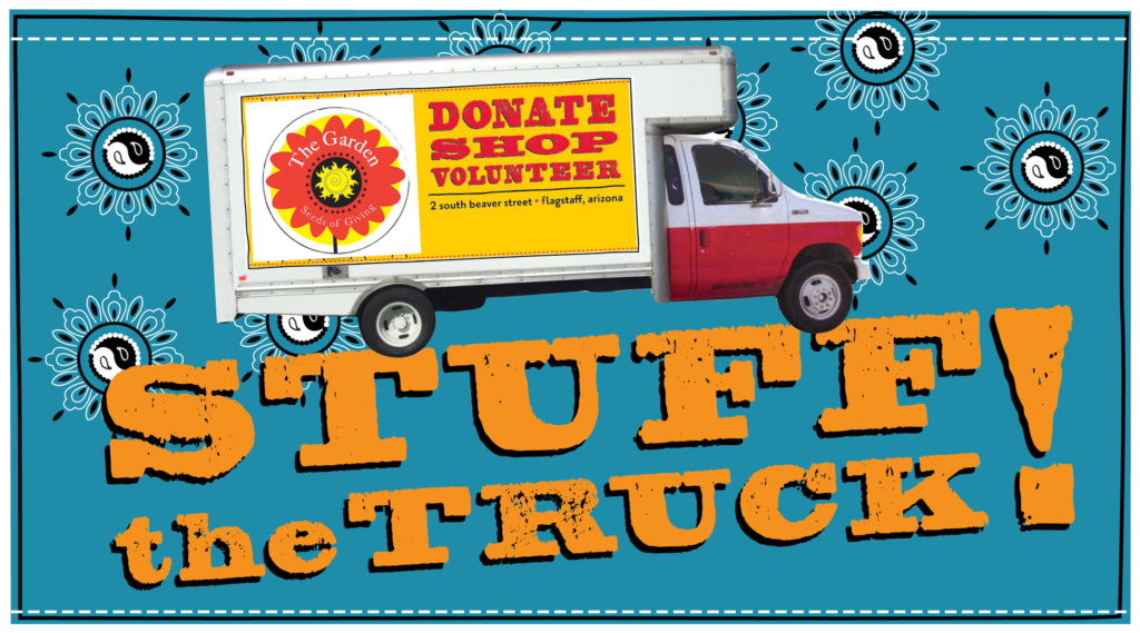 Stuff the Truck for FFOTM @ The Garden Parking Lot (North Side) | Flagstaff | Arizona | United States