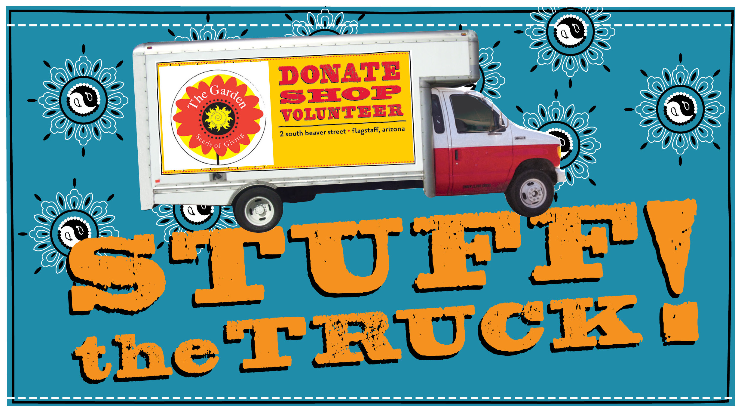 Stuff The Truck For FFOTM
