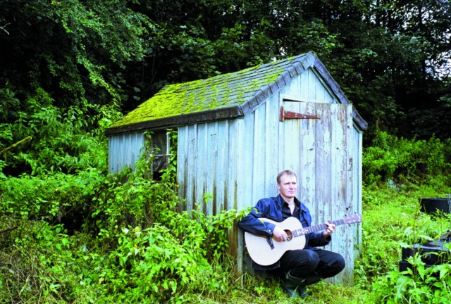 Scottish Folk Singer Jim Malcolm Concert