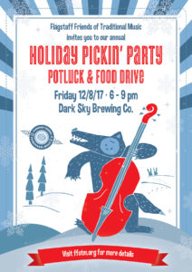 FFOTM Holiday Party @ Dark Sky Brewing Co.  | Flagstaff | Arizona | United States