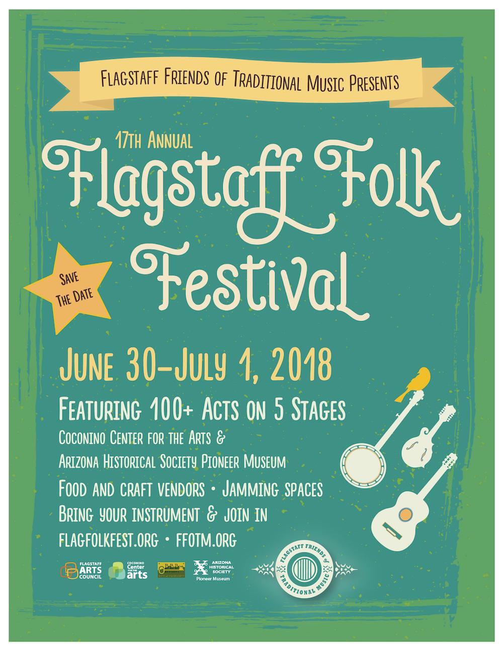 Flagstaff Folk Festival 2018