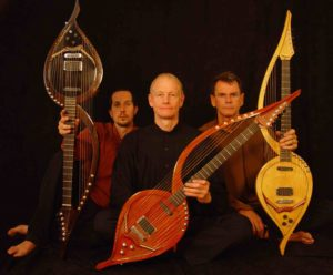 EHGG Electric Harp Guitar Group @ Old town Center for the Arts