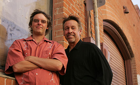 Chris Brashear CD Release Party With Special Guests Peter McLaughlin & Todd Phillips