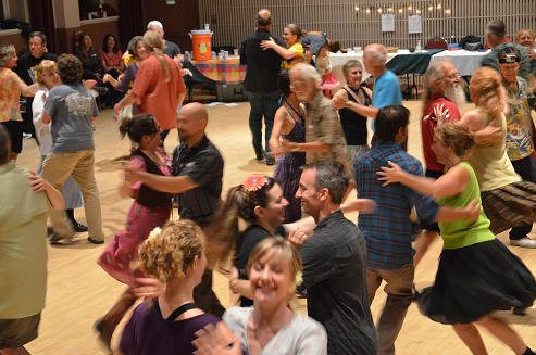 Clarkdale Contra Dance