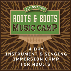 Flagstaff Roots and Boots Music Camp @ Arizona Nordic Village | Flagstaff | Arizona | United States