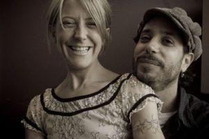 Danny Schmidt and Carrie Elkin @ Golden Sage Farm