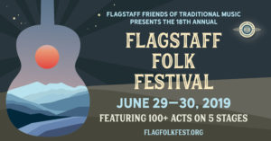 Flagstaff Folk Festival 2019 @ Coconino Center for the Arts & Pioneer Historical Museum