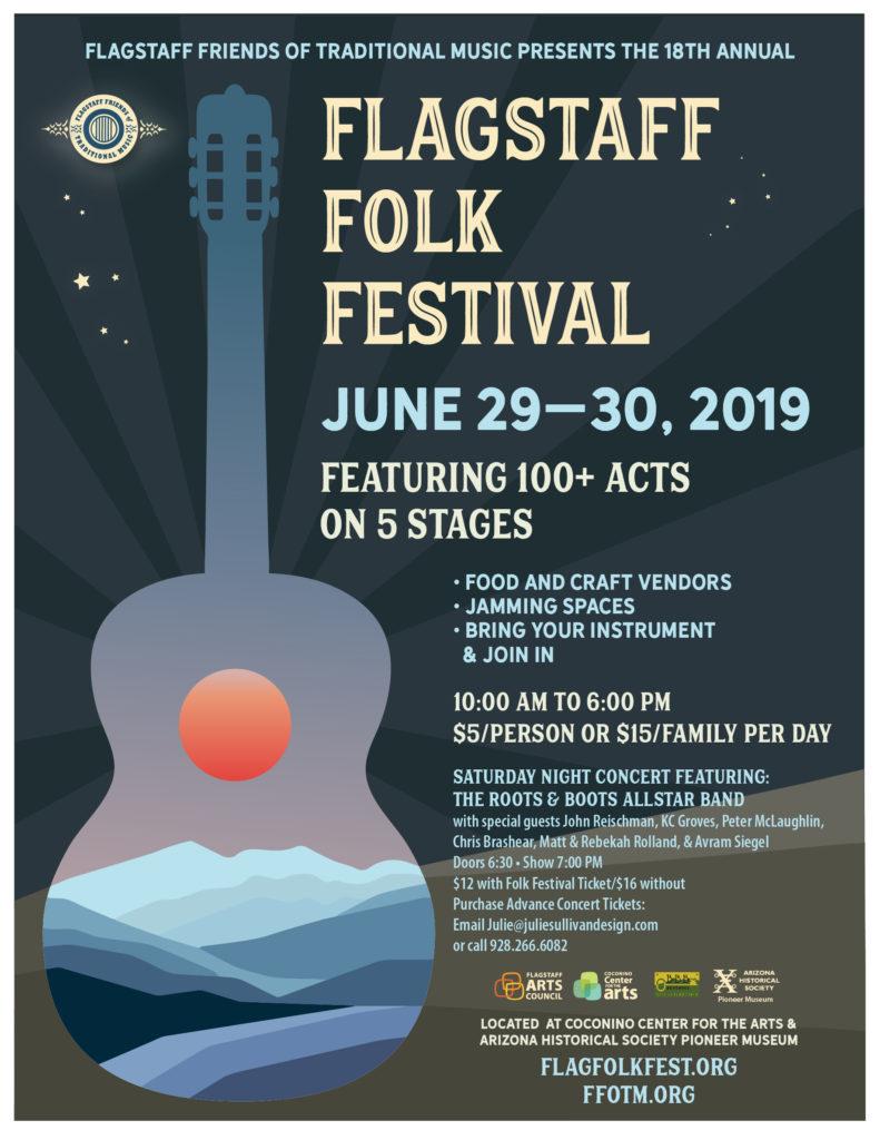 Flagstaff Folk Festival 2019