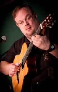 Richard Smith - Finger-Picking Virtuoso @ Glish House Concert