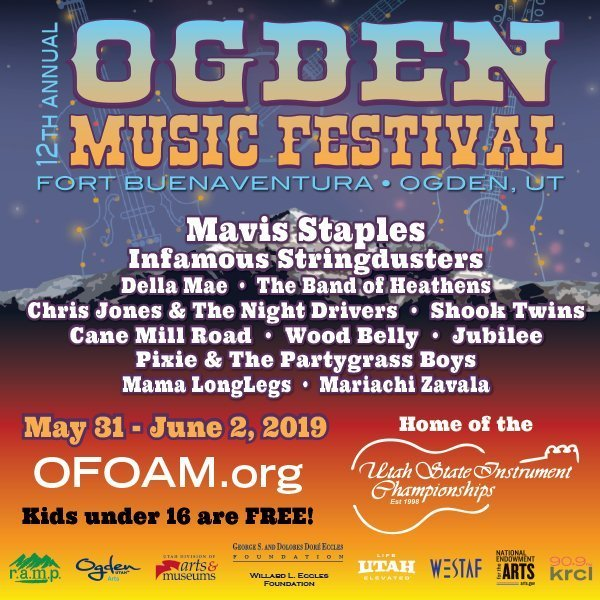 Ogden Music Festival 2019