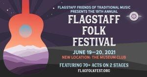 Flagstaff Folk Festival 2021 @ The Museum Club